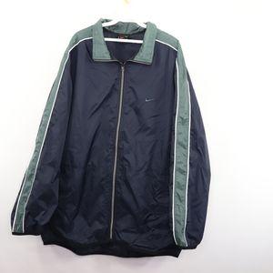 90s Nike Mens XL Small Swoosh Travis Scott Jacket